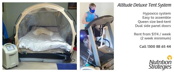 Hypoxic Tent Altitude Altitude Deluxe Tent System & Hypoxic Tent Altitude images
